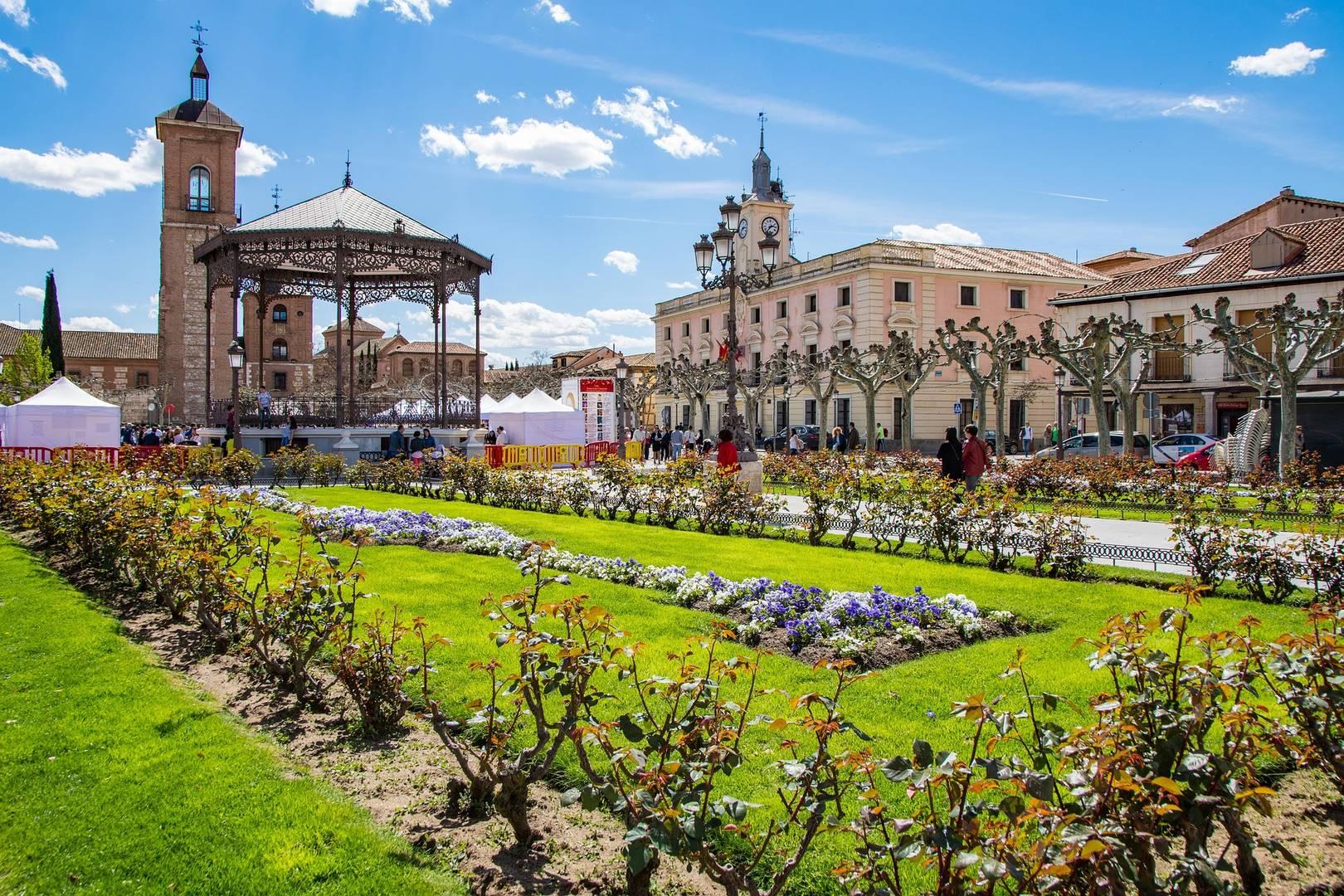 Alcalá de Henaries