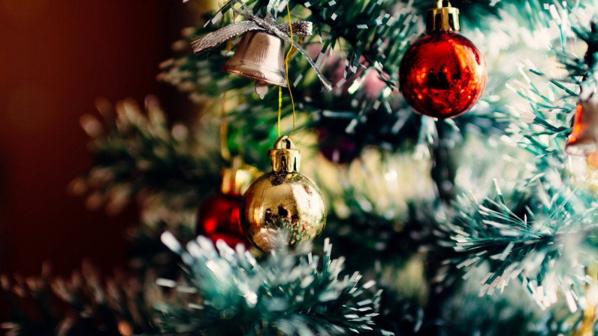 La Navidad es una época de felicidad y buenos deseos para todo el mundo.