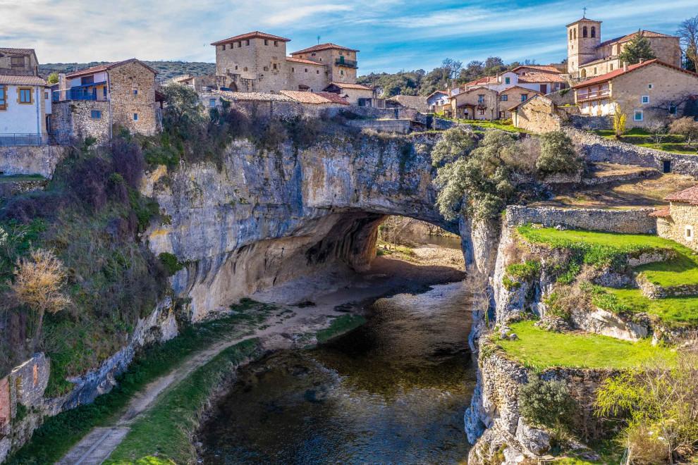 Pueblos Castilla y León
