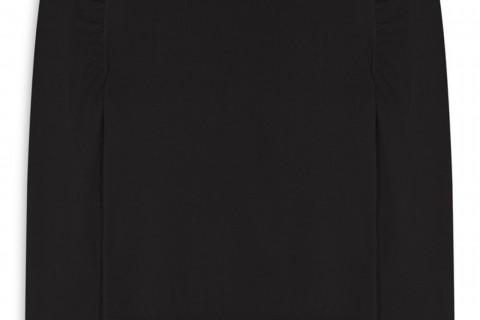 Jersey de cuello alto de color negro de Primark