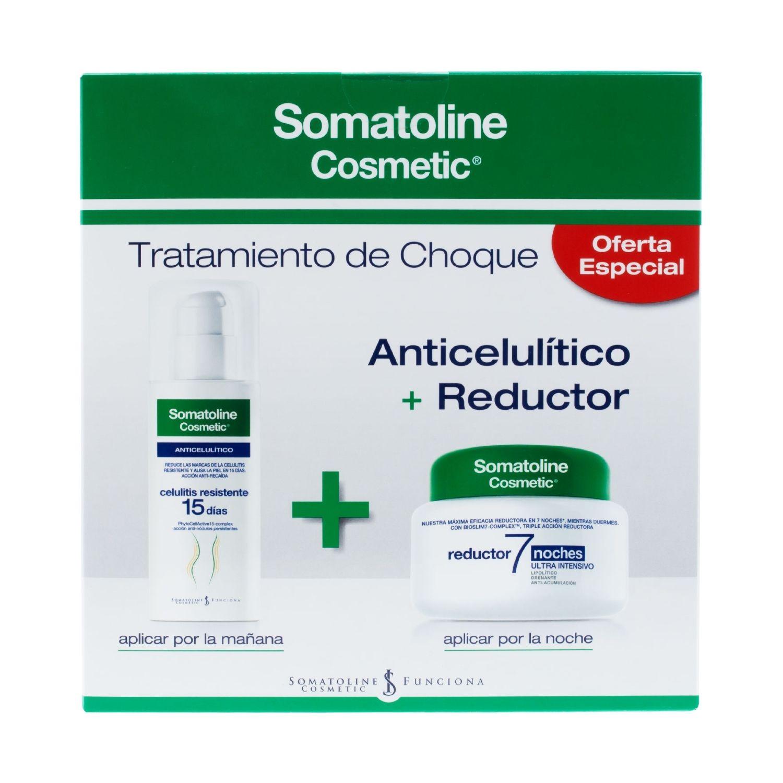 Somatoline Anti-Cellulite - Crema corporal, 250 ml