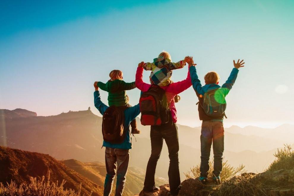 Destinos viajar familia