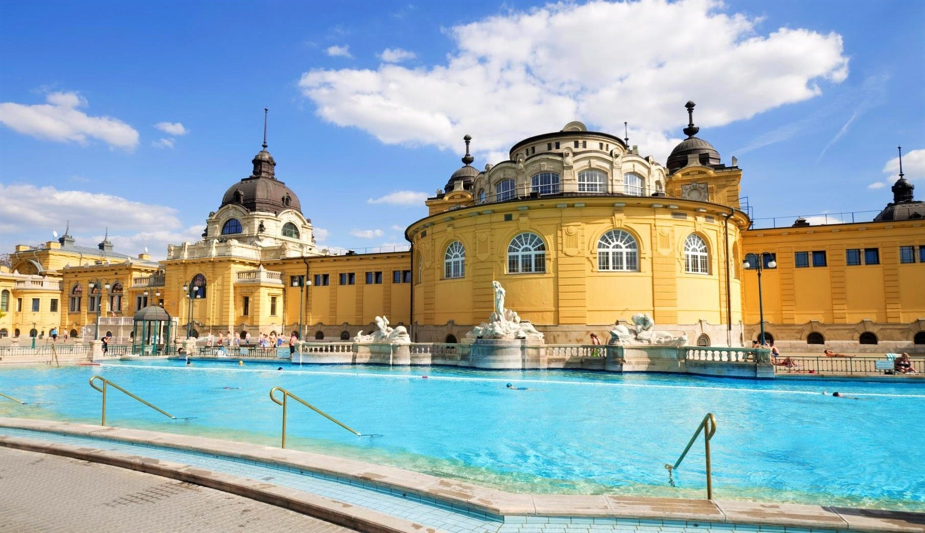 Balnearios Budapest