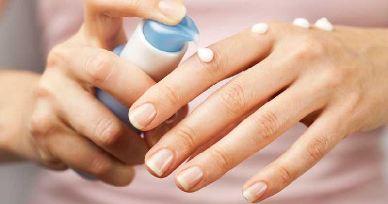 Crema uñas