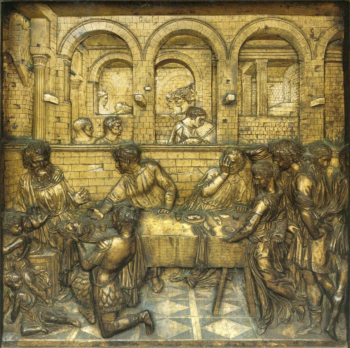 Festín Herodes