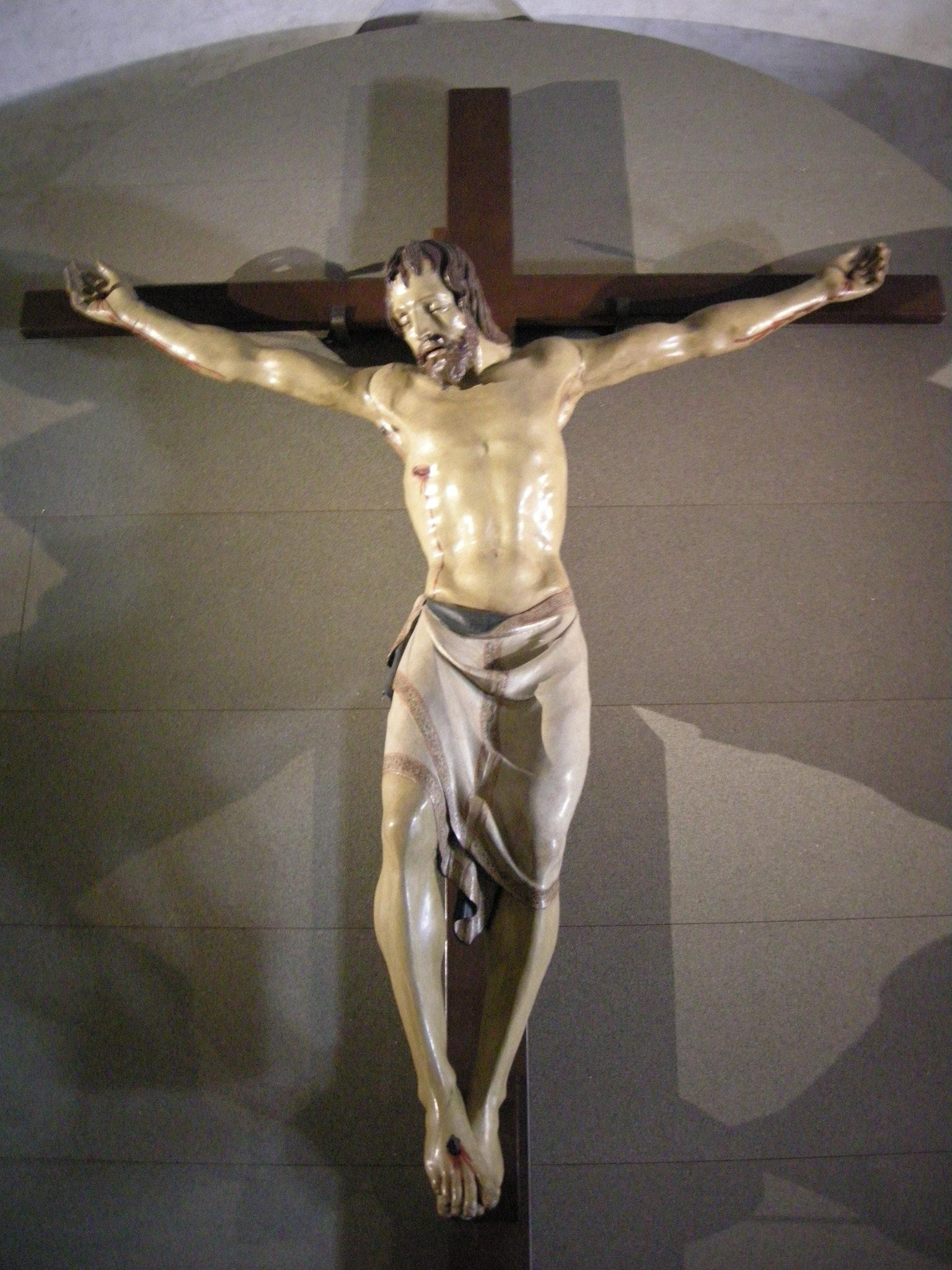 Crucifijo Santa Cruz