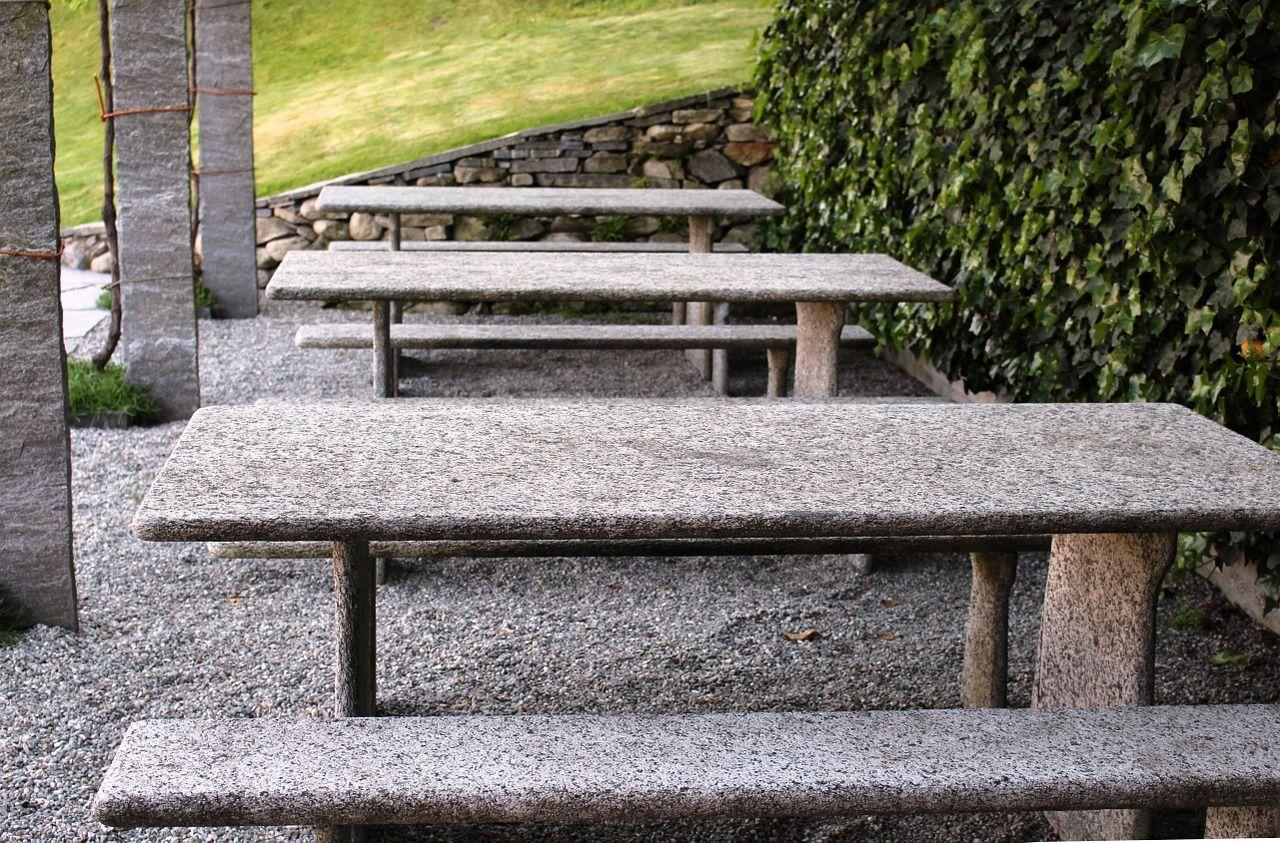 Muebles piedra