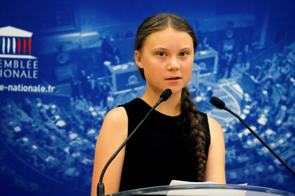 Frases Greta Thunberg