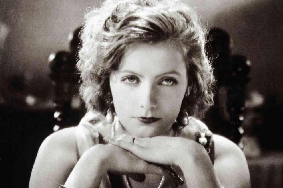 Frases Greta Garbo