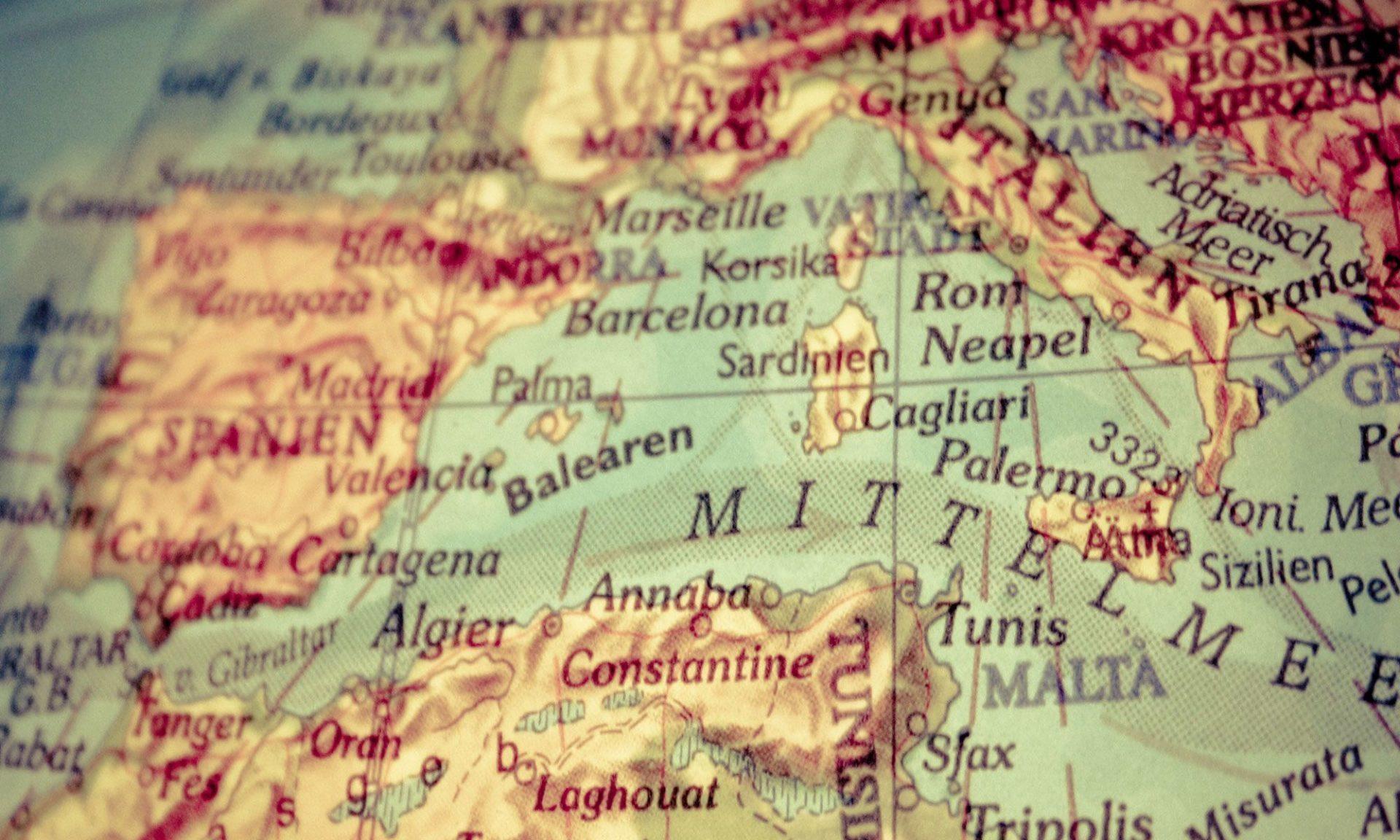 Mapa qué es