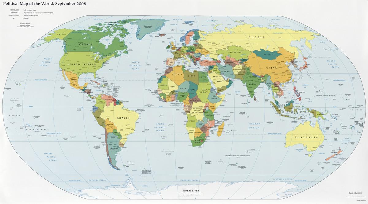 Mapa elementos