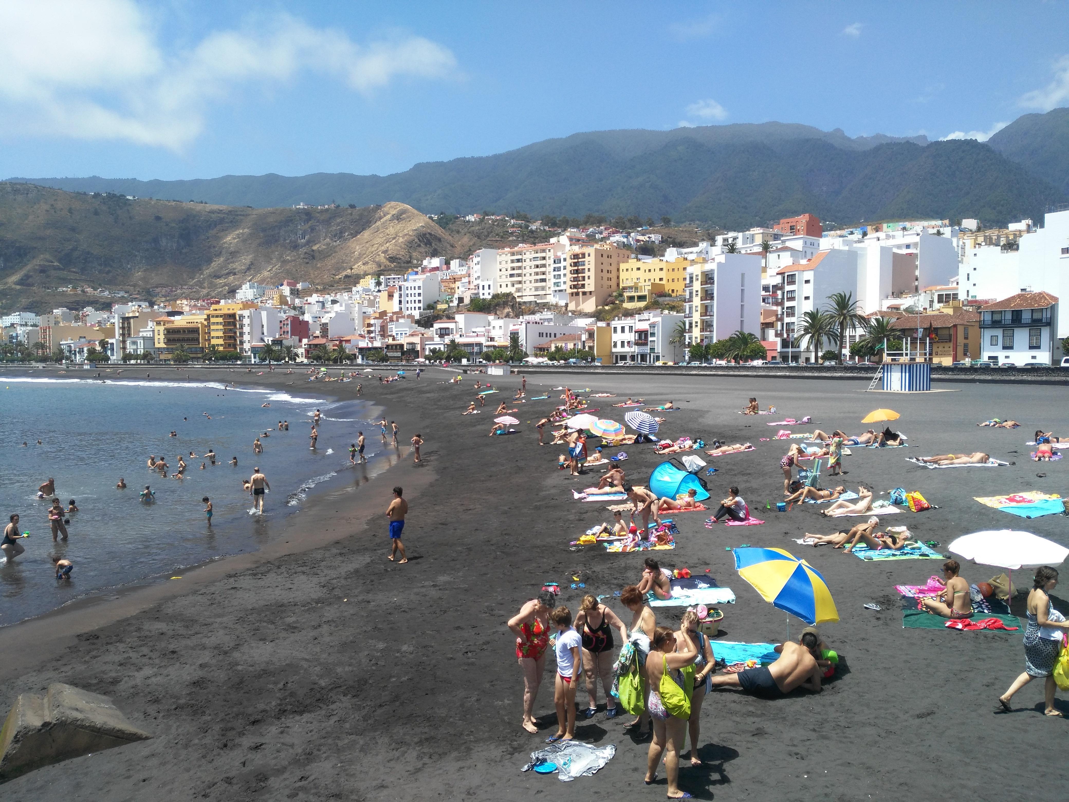 Santa Cruz Palma