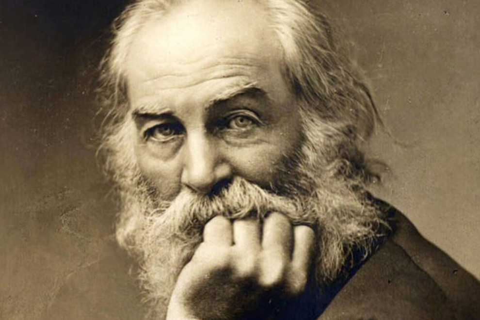 Frases Walt Whitman