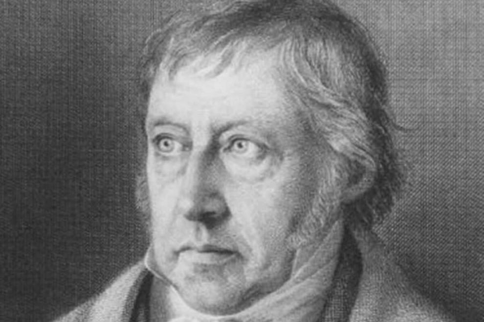 Frases Georg Wilhelm Friedrich Hegel