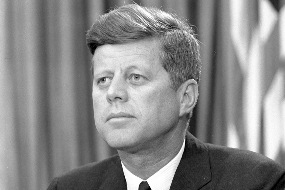 Frases John Fitzgerald Kennedy
