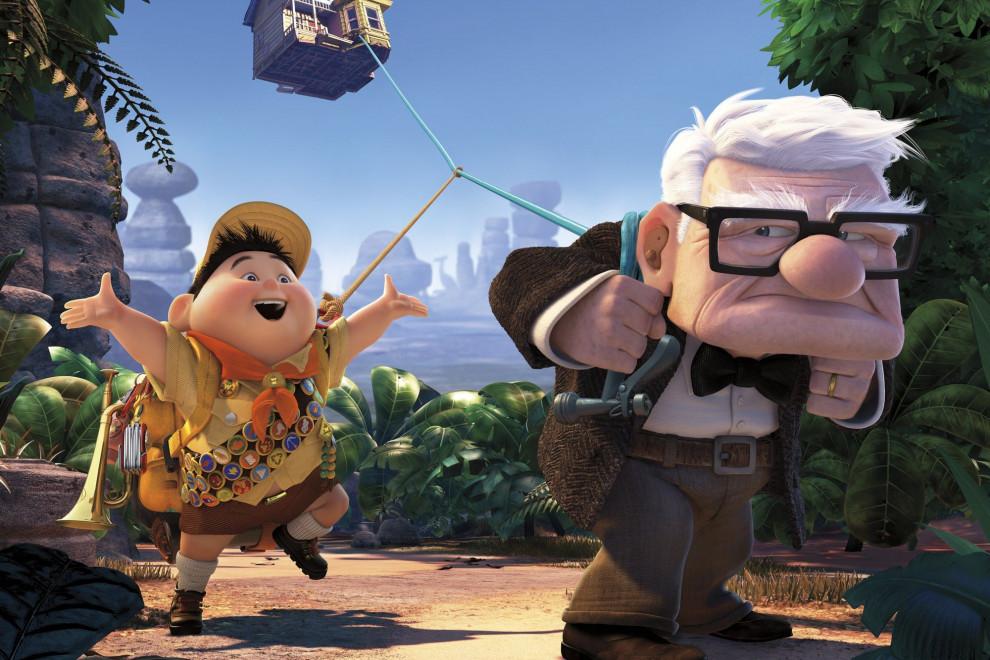 Frases películas Pixar