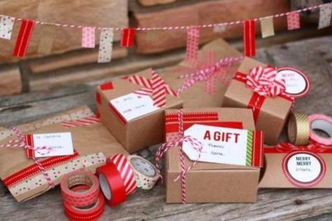 Los regalos del amigo invisible son muy esperados