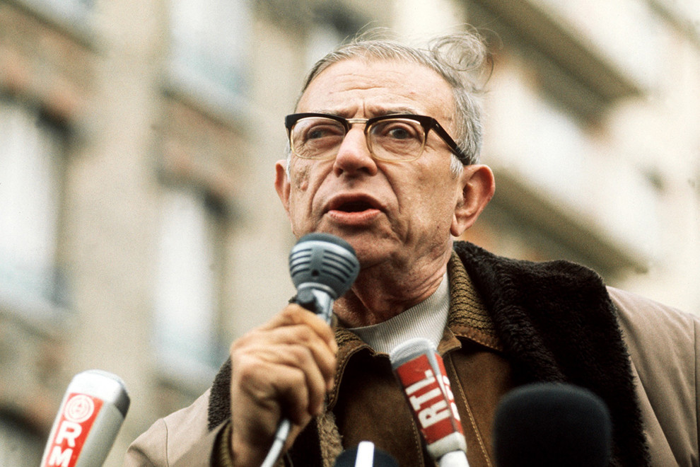 Frases Jean-Paul Sartre
