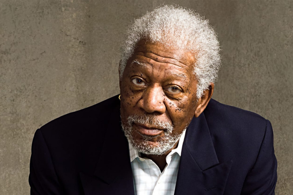 Frases Morgan Freeman