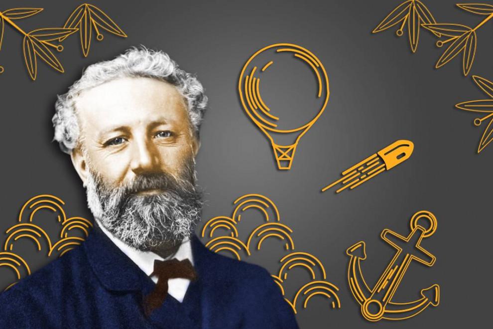Frases Julio Verne