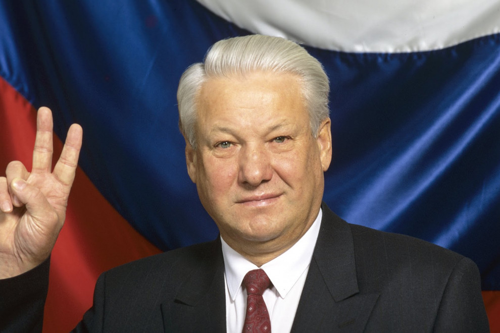 Frases Borís Yeltsin