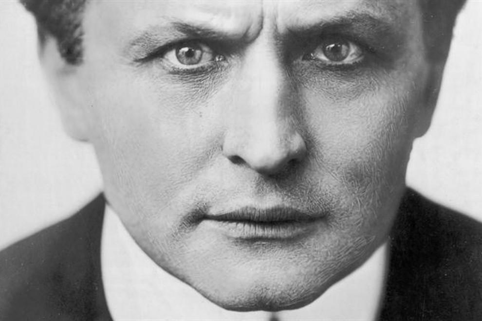 Frases Harry Houdini