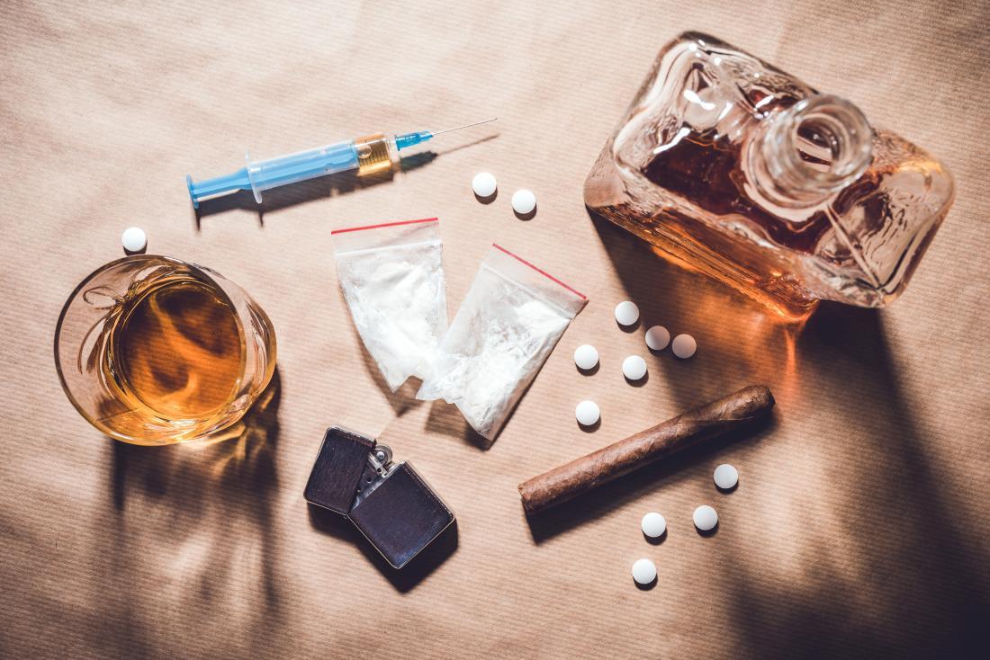 Psiquiatría adicción