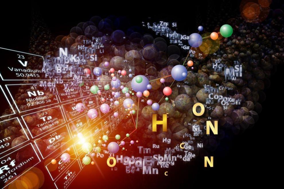 Ramas química
