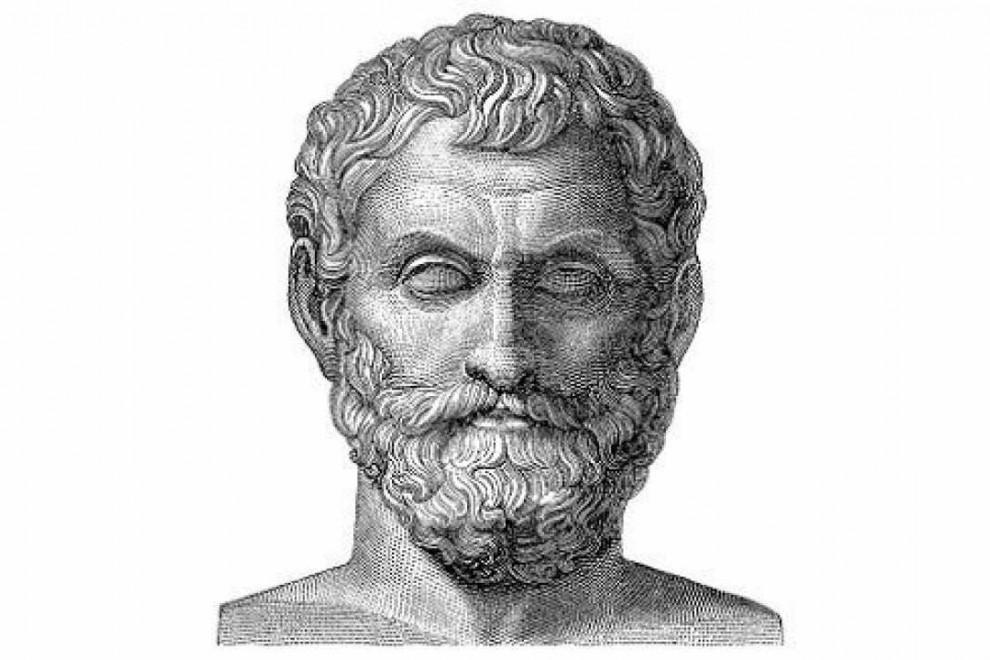 Frases Tales de Mileto