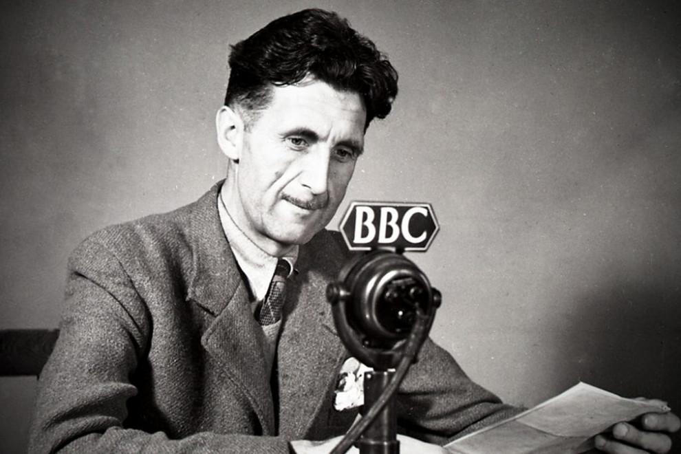 Frases George Orwell