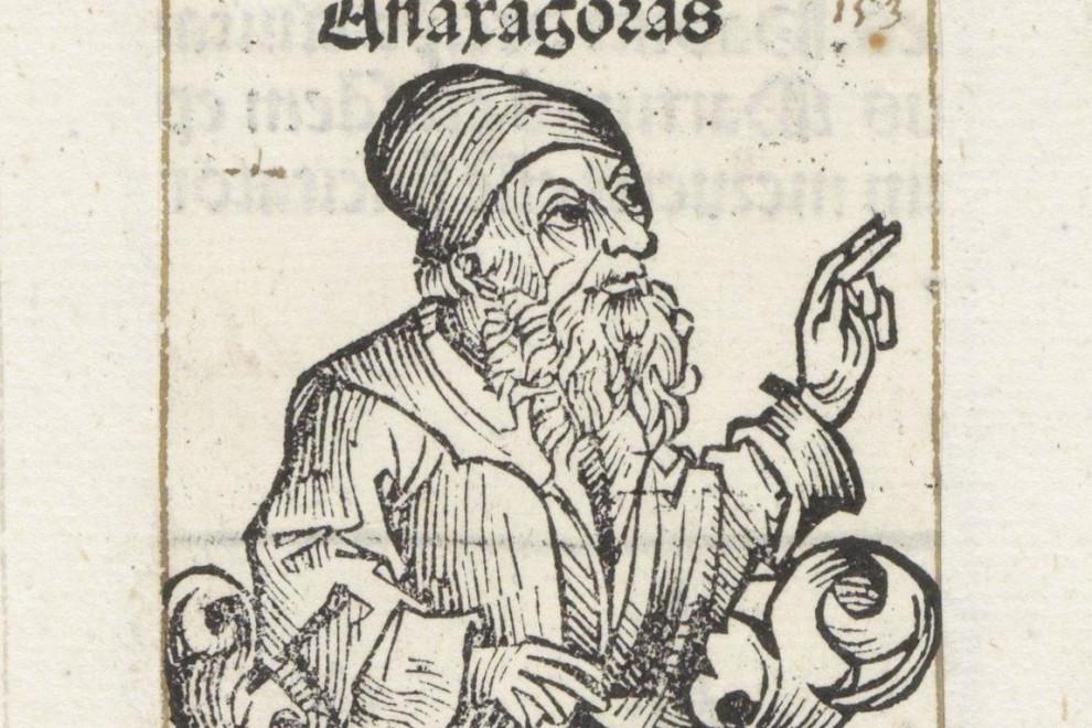 Frases Anaxágoras
