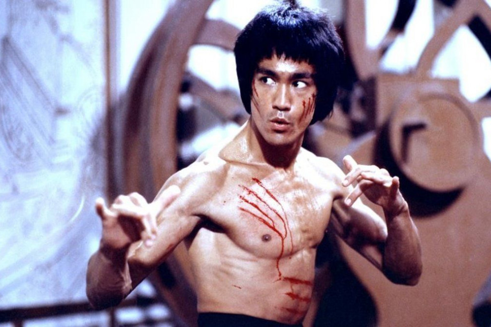 Frases Bruce Lee