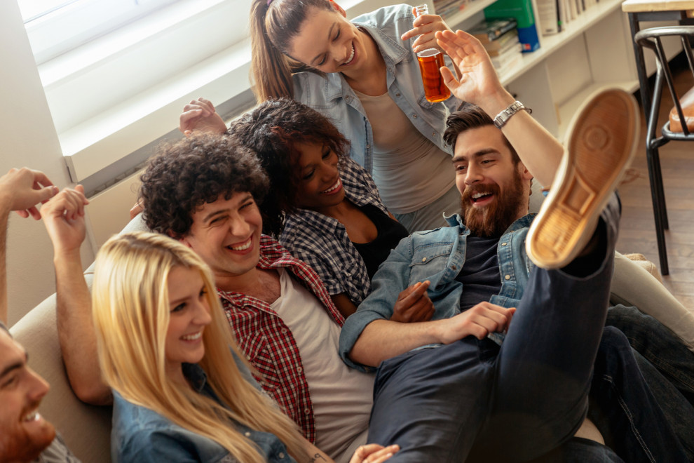 Mejores juegos para beber con amigos