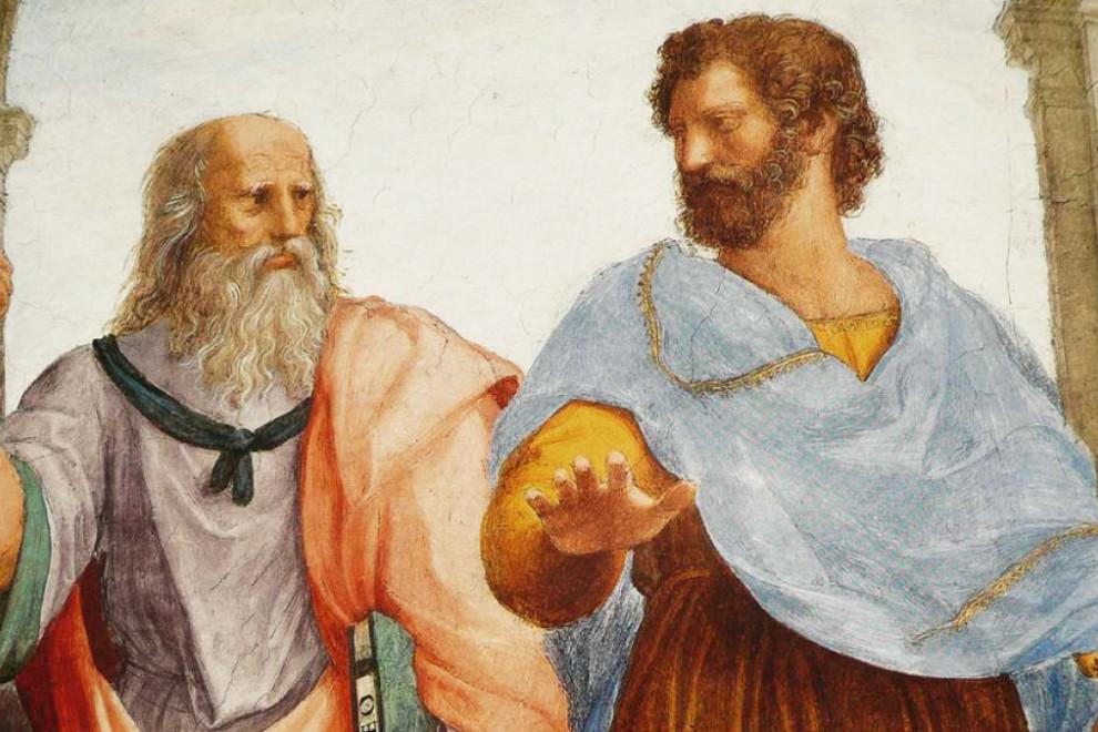 Diferencias Platón Aristóteles