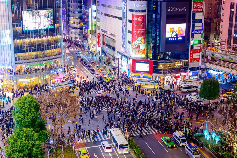 Ciudades más pobladas mundo