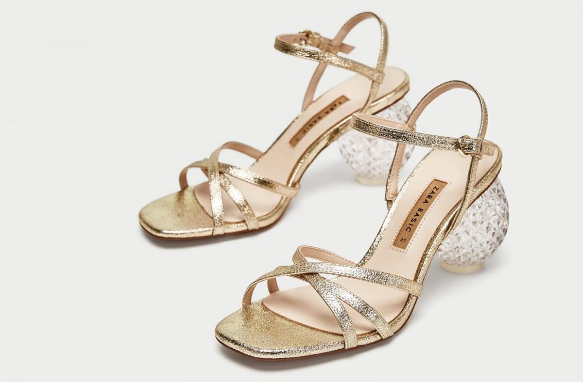 Triunfar Sandalias Únicas Necesitas Las Para De Que Zara Estas 4Aj5RL