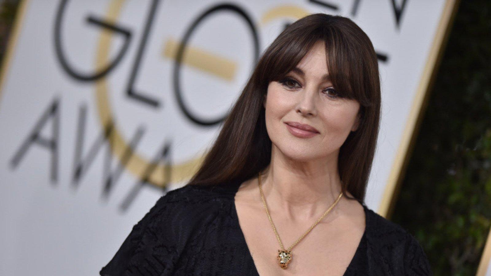 Monica Bellucci sigue siendo una de las mayores sex symbol italianas.