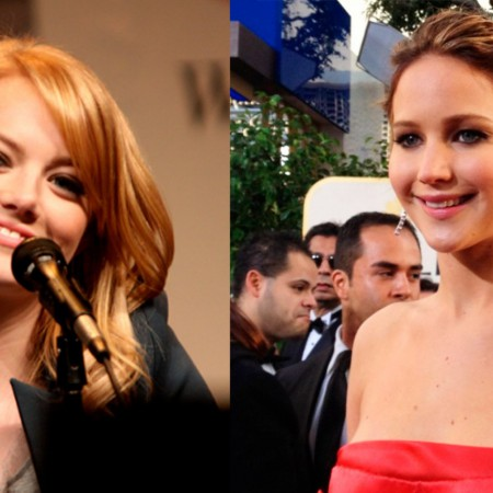 Emma Stone y Jennifer Lawrence triunfan allá donde van.