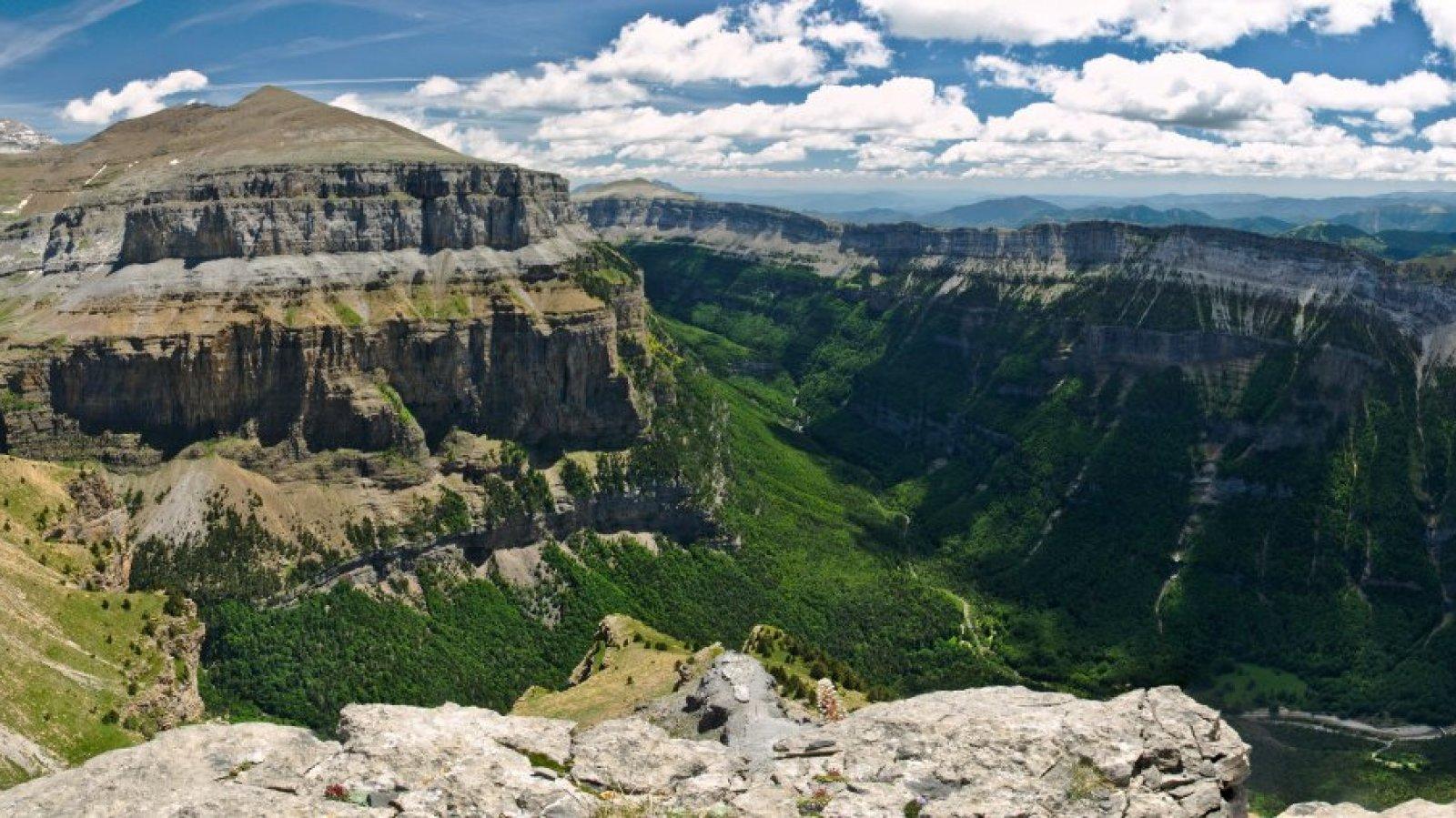 El segundo parque nacional más antiguo del país.