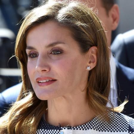 La reina Letizia en México