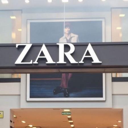 Una de las tiendas de Zara es España
