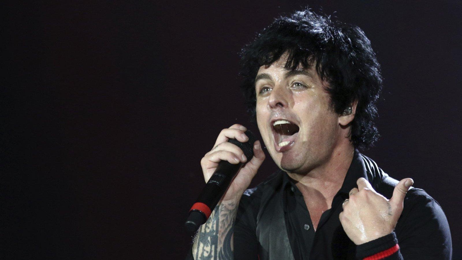 El cantante de Green Day siempre ha simpatizado con el colectivo LGTB.