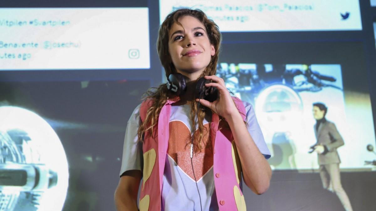 Cósima es la hija de Agatha Ruiz de la Prada