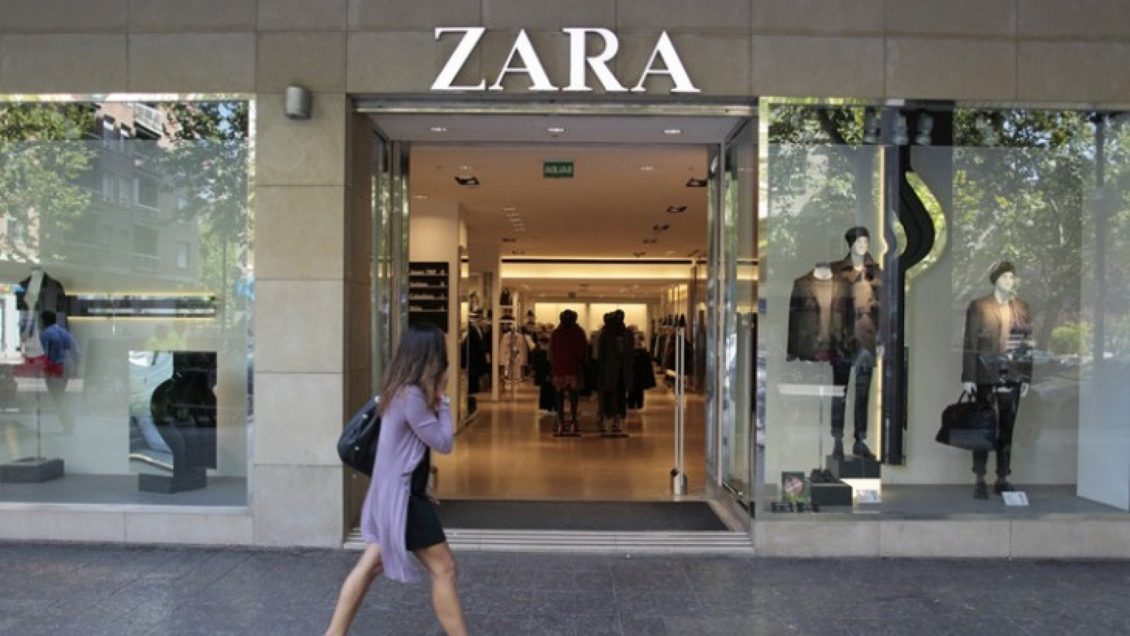 Tienda de Zara en Madrid