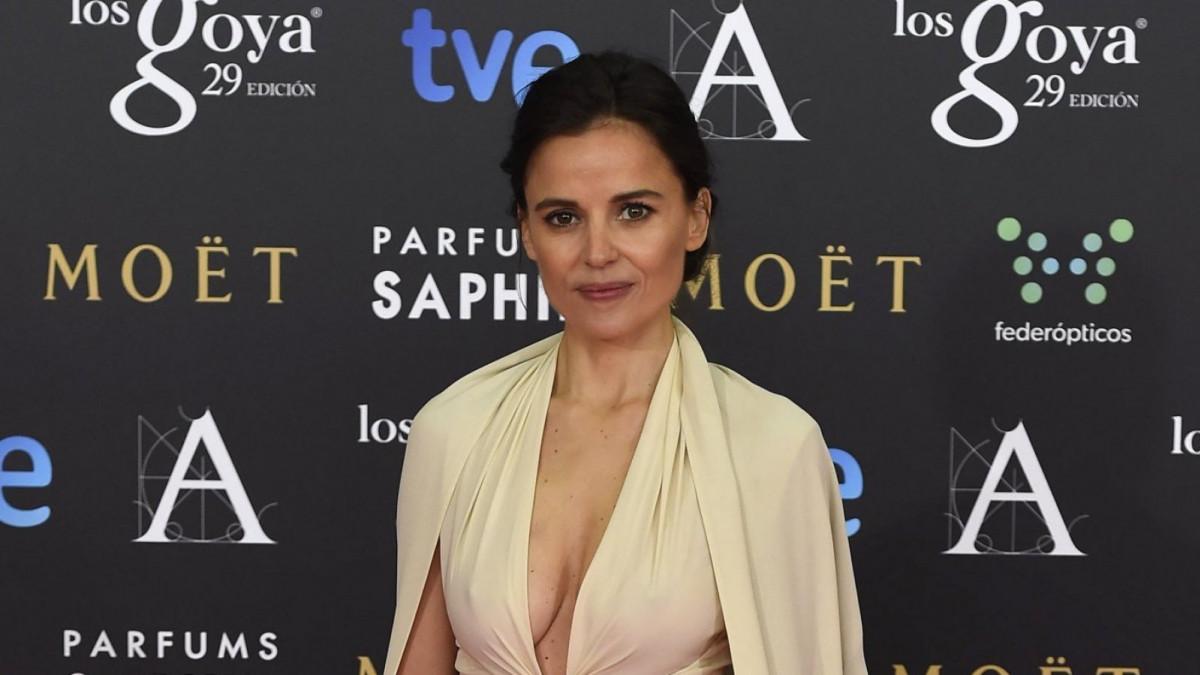 La actriz Elena Anaya siempre lo ha mantenido en secreto. Ahora tiene una hija con su pareja.