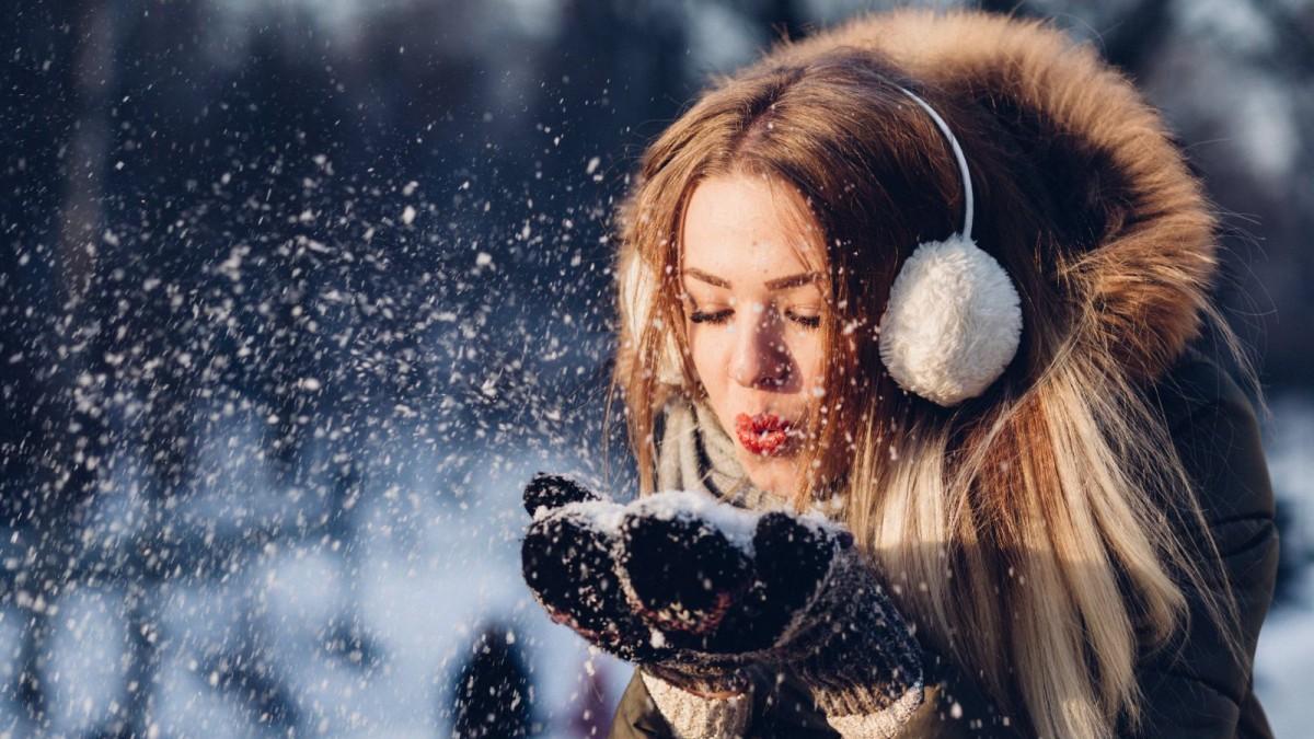 La actividad en invierno es importante para combatir el frío.