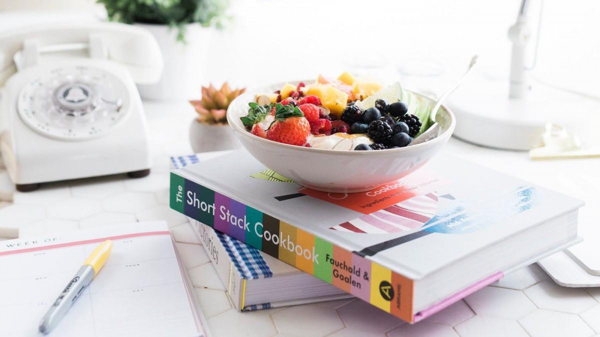 Comida saludable y ligera para perder peso.
