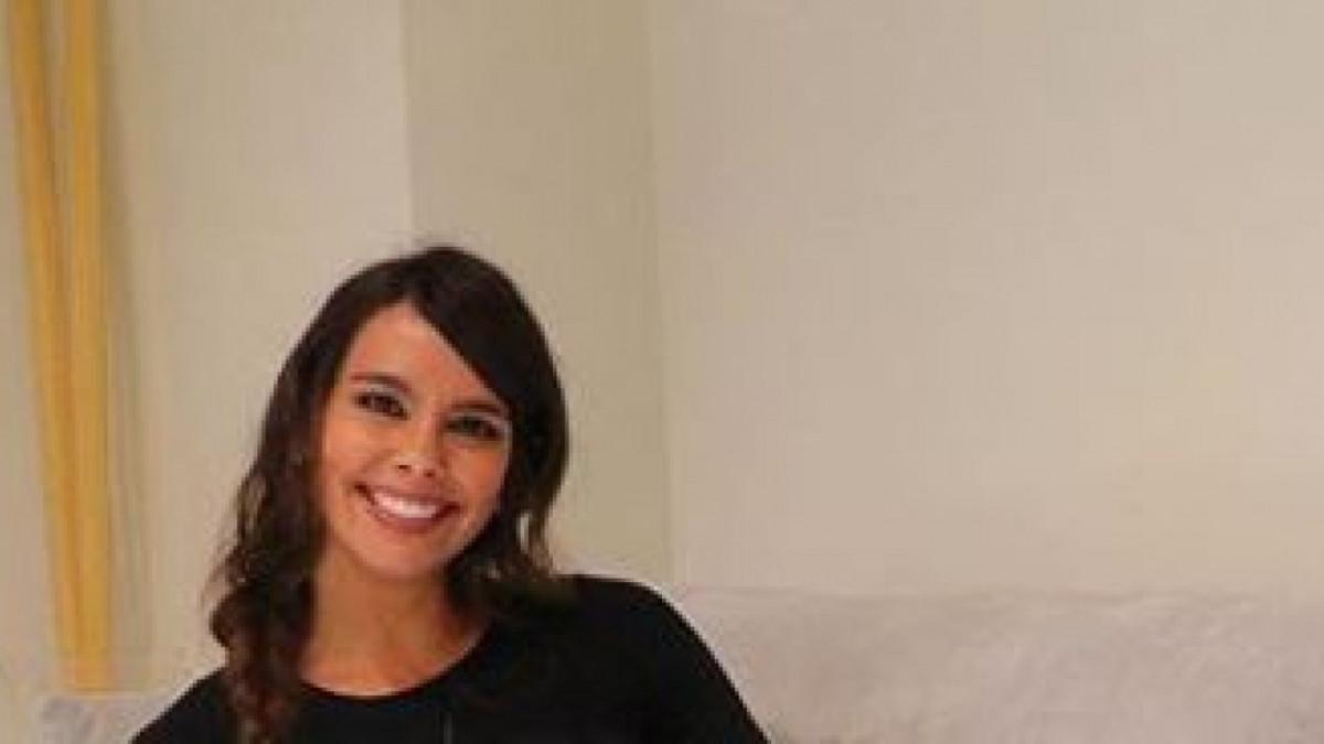 Cristina Pedroche recibe una manta cola de sirena de Primark como regalo de Reyes