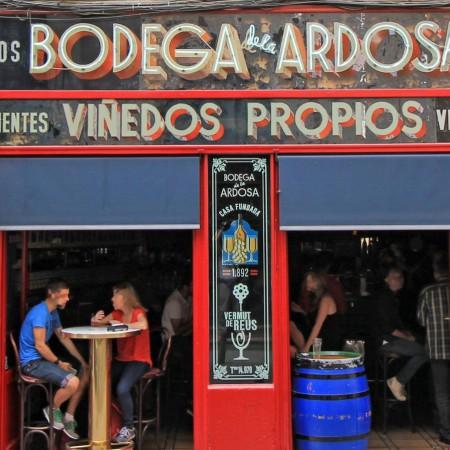La Ardosa está considerado uno de los mejores bares de tapas de la capital.