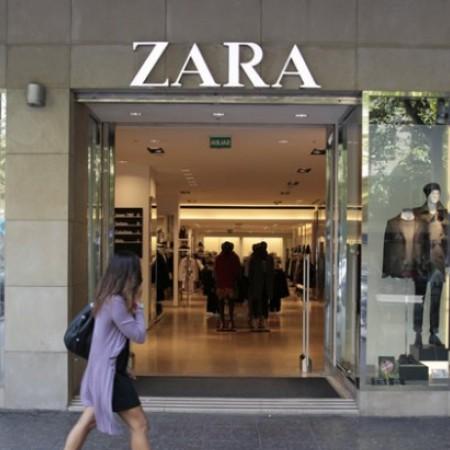 Una de las tiendas de Zara en Madrid